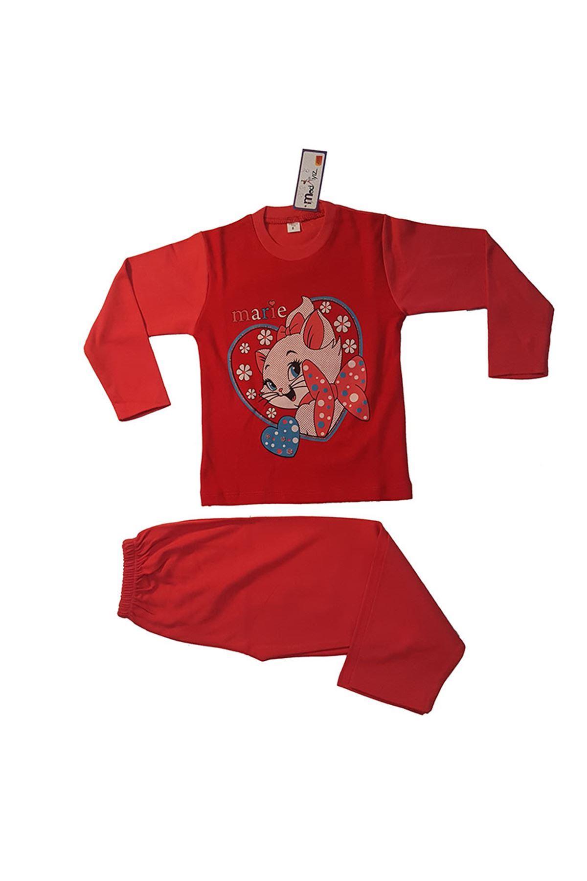 Çocuk Pijama Takımı 11B-153117