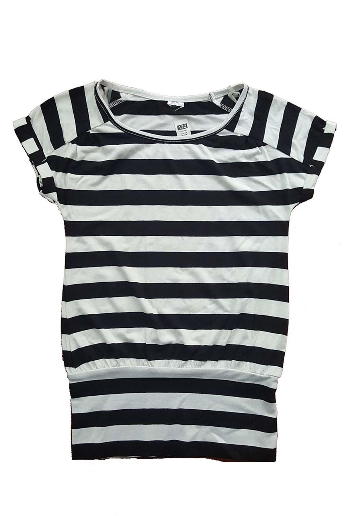 Çocuk Tunik Elbise 16D-5009