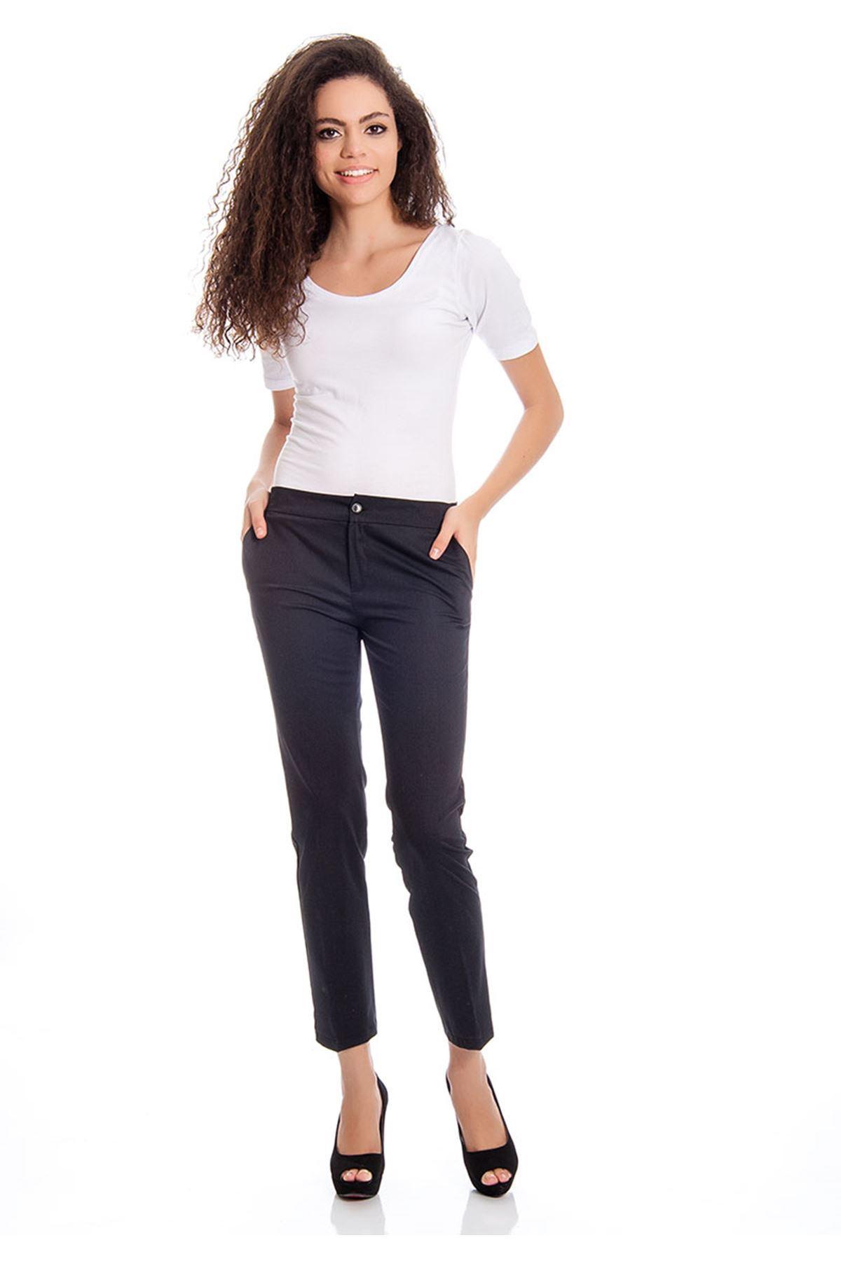 Kumaş Kadın Pantolon H10-131424