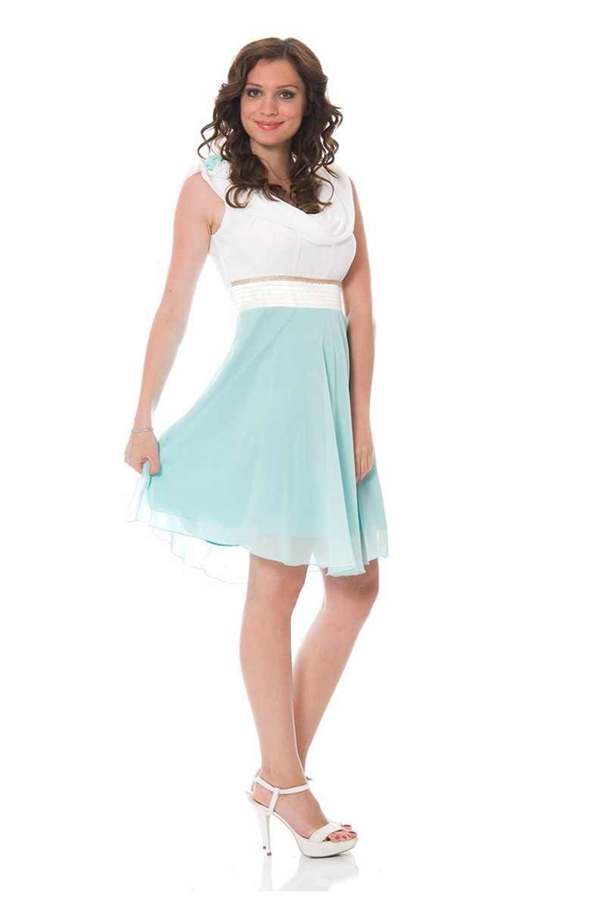 Mint Yeşili-Ekru K11-83733