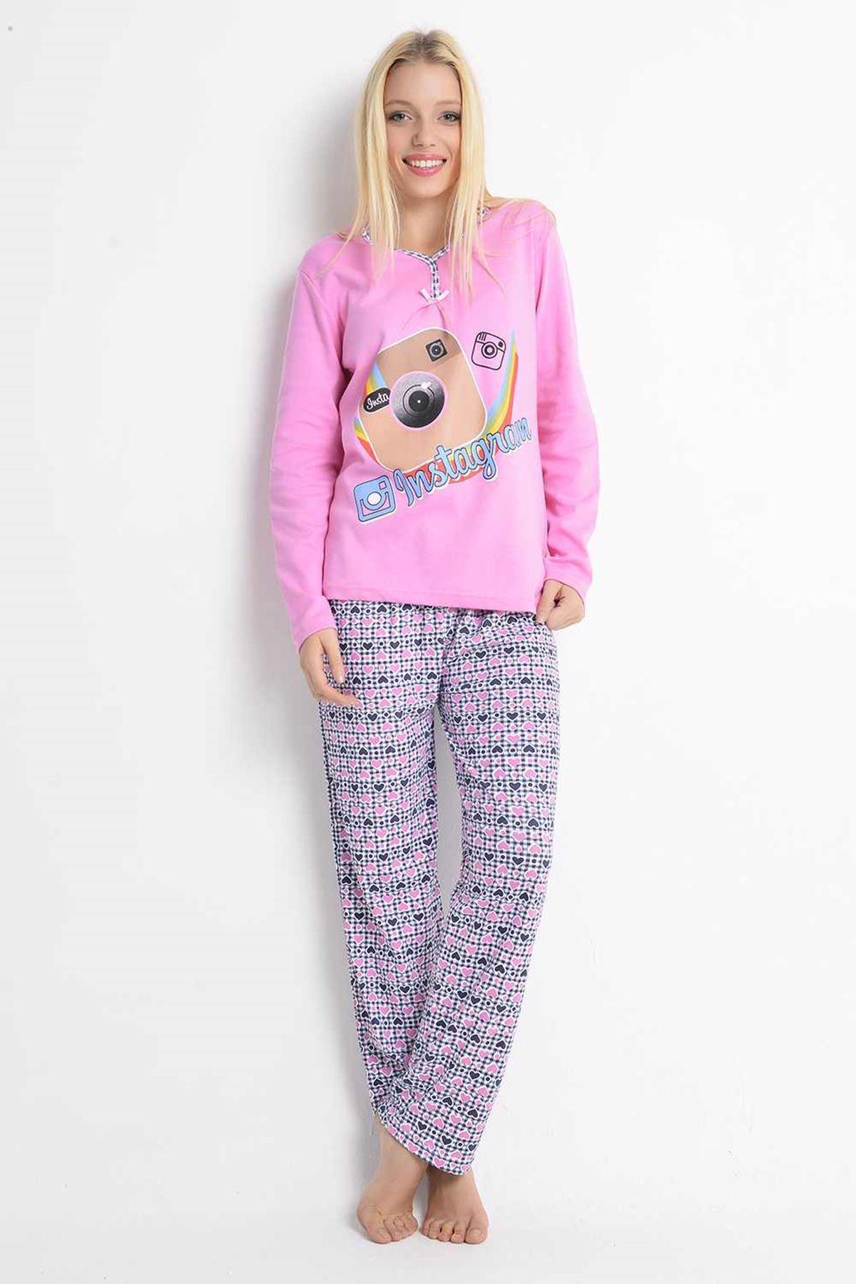 Pembe Pijama 14B-100168