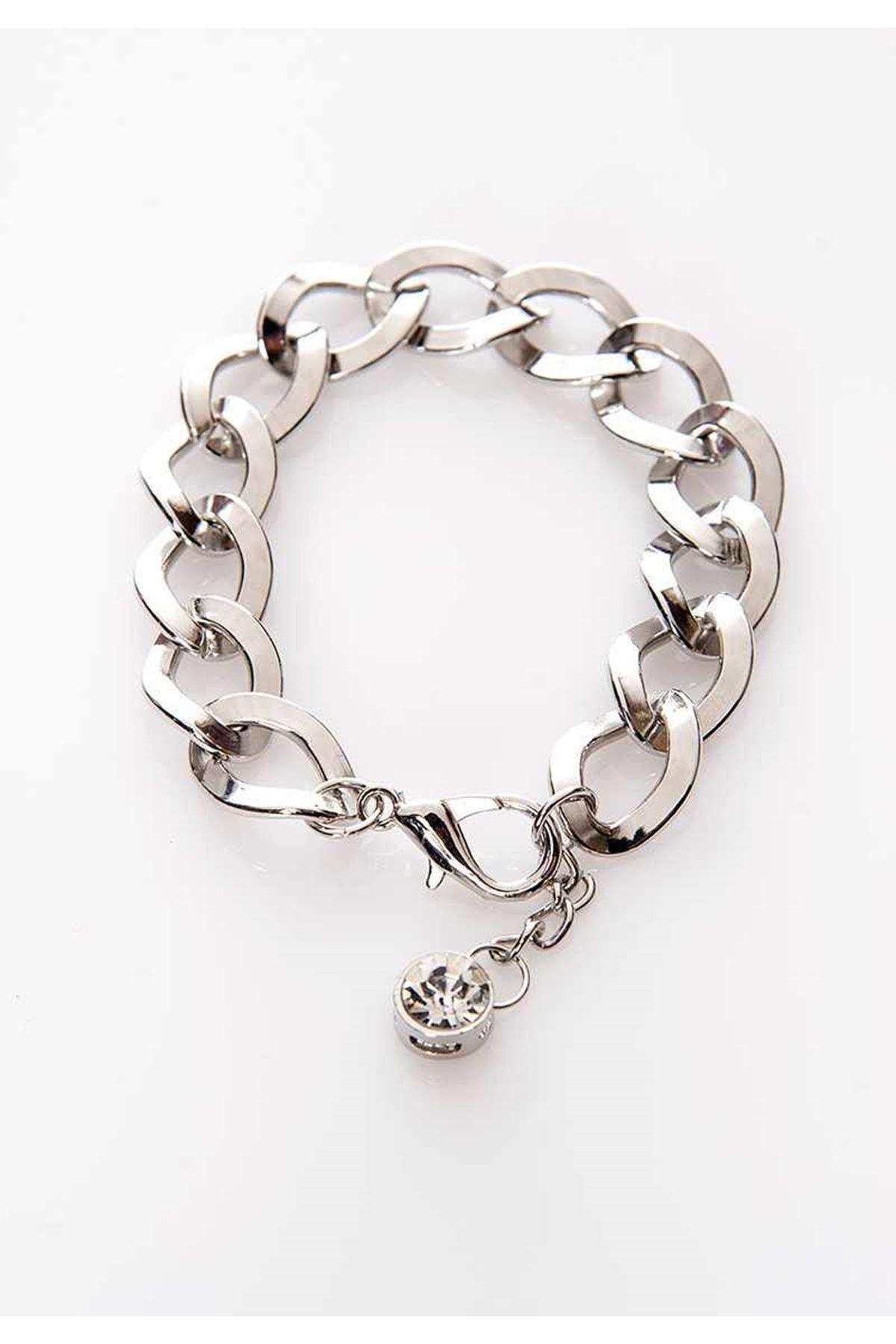 Silver Kadın Bileklik 4Ç-108956