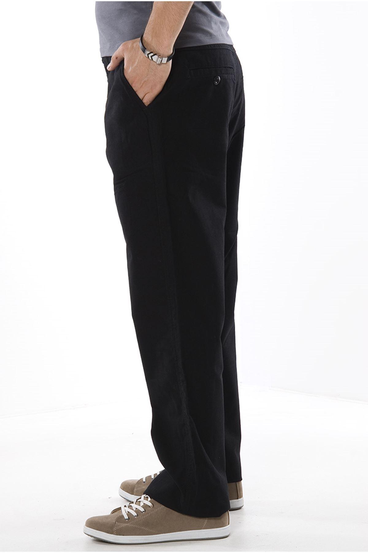 Siyah Pantolon 18B-9187
