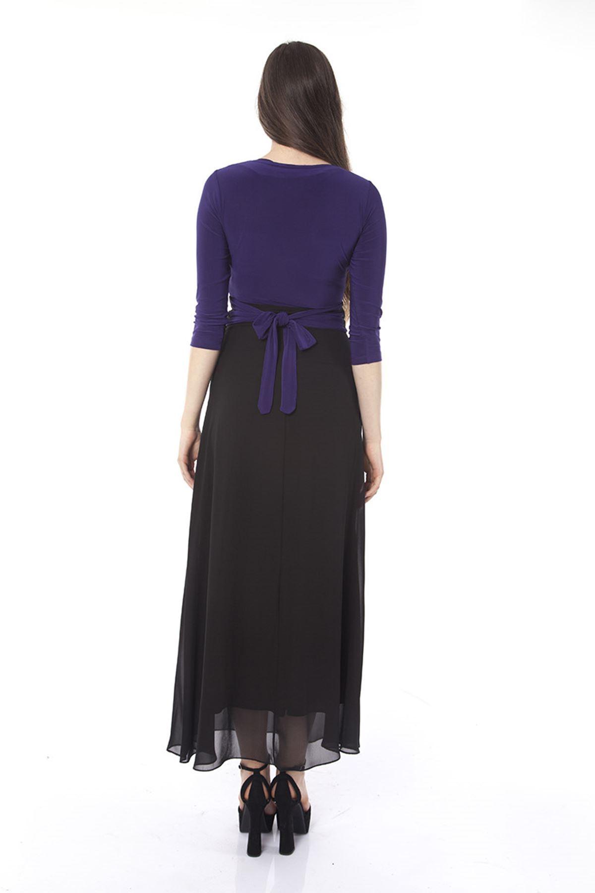 Uzun Elbise F7-0679