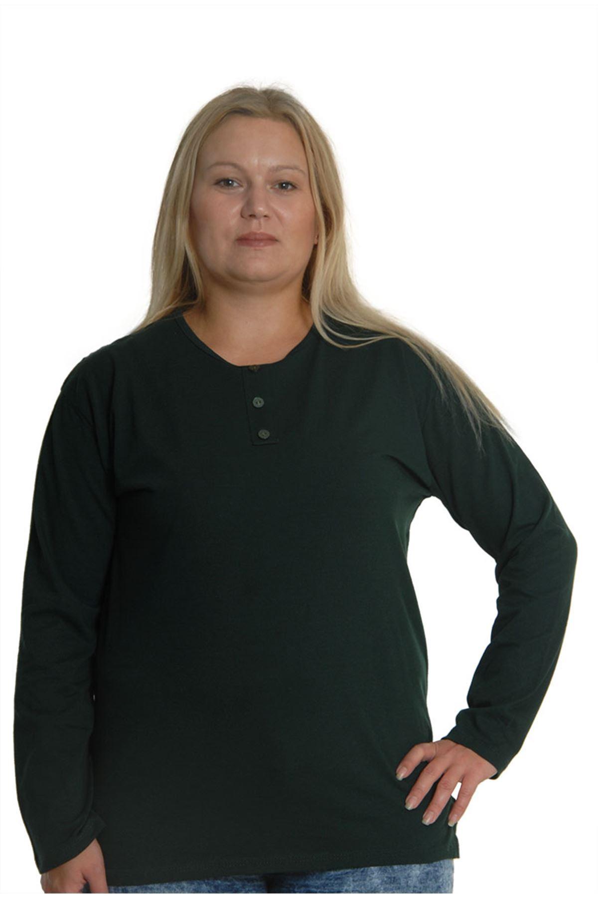 Yeşil Bluz 5D-0736