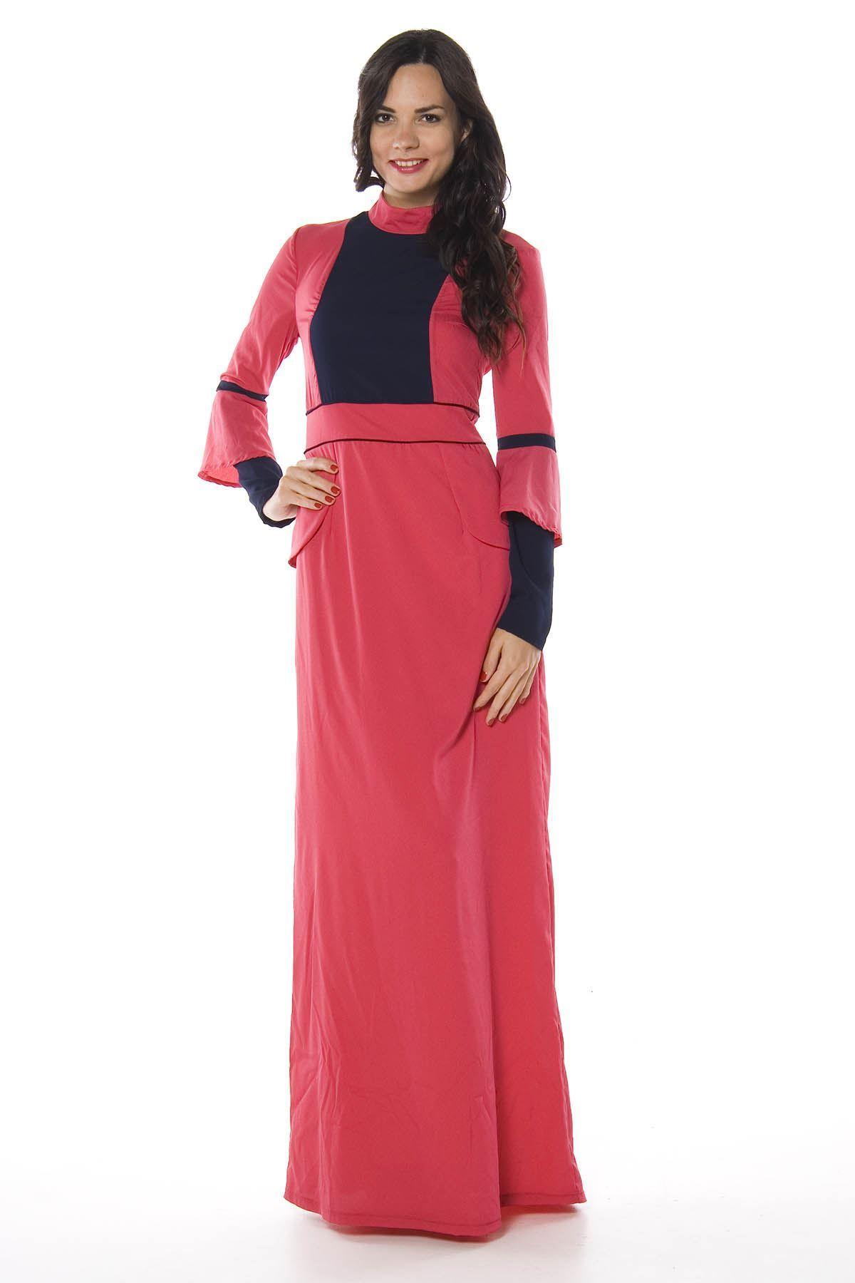 Zingaros Fuşya Kadın Elbise H3-82497