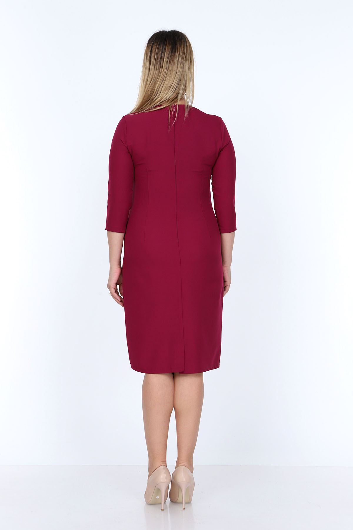 Yetim Kol Elbise 6B-0812