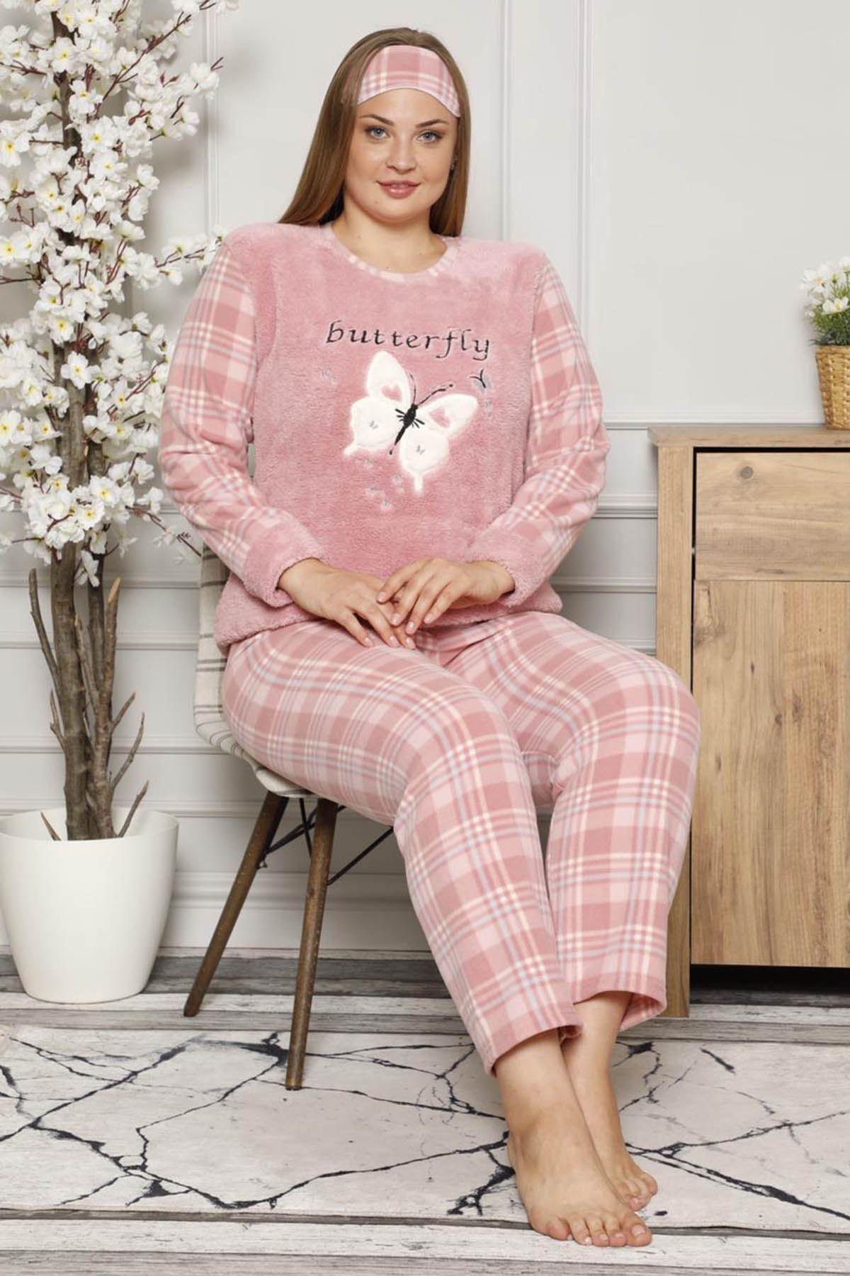 Welsoft Polar Pijama Takımı 32D-9040