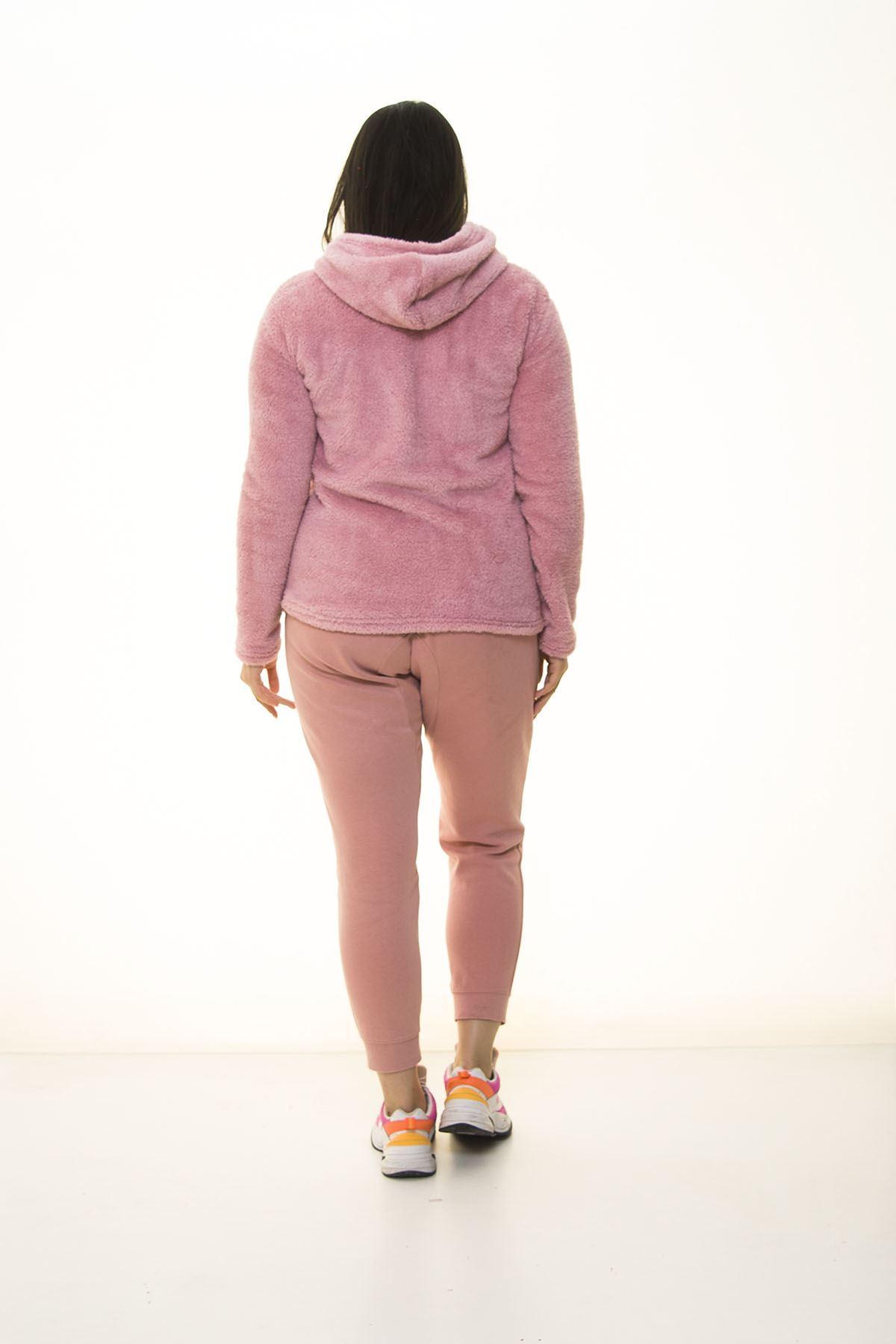 Peluş Sweatshirt 30Y-1404