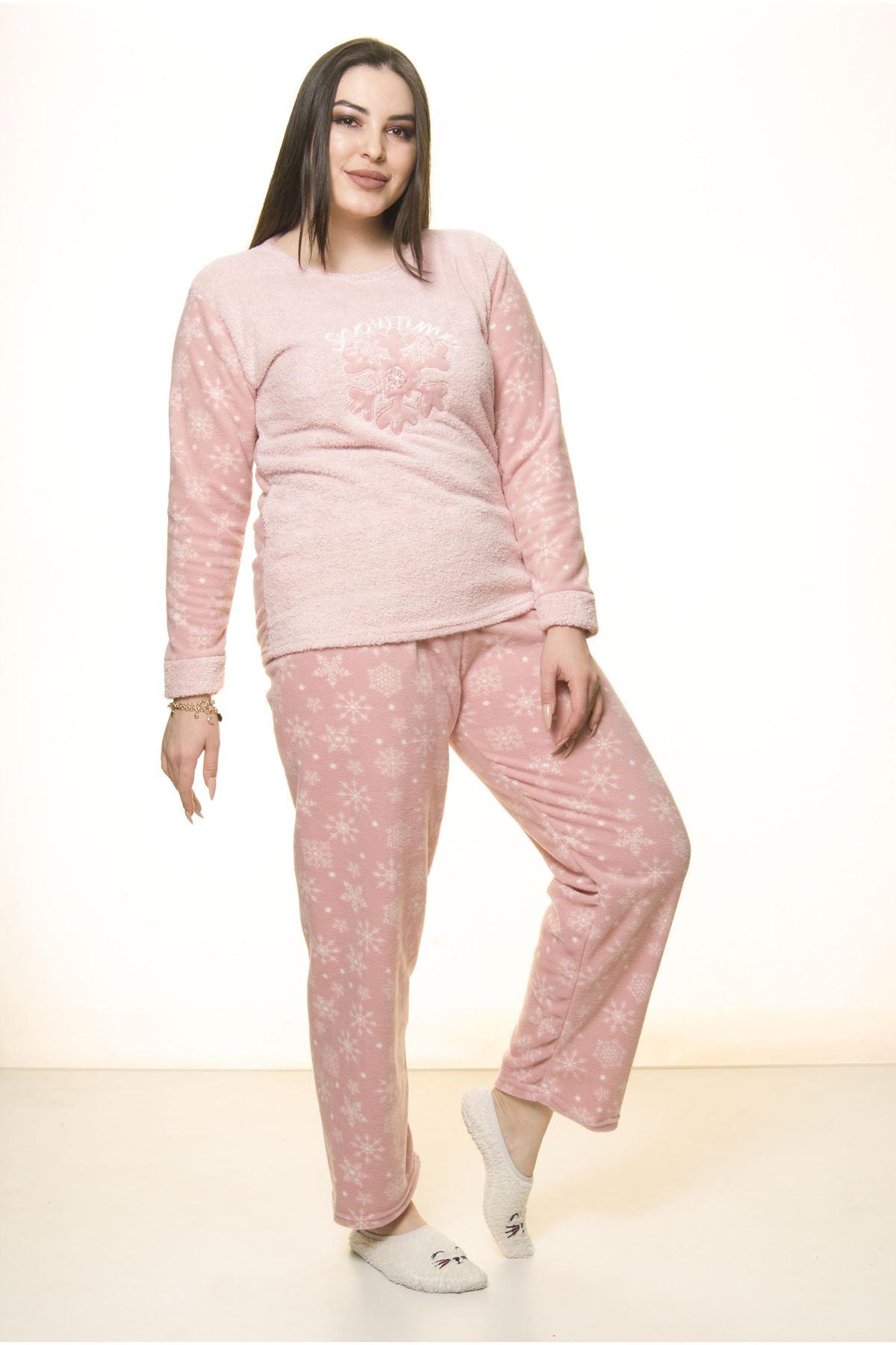 Polar Wersoft  Kışlık Pijama Takımı 32C-1520